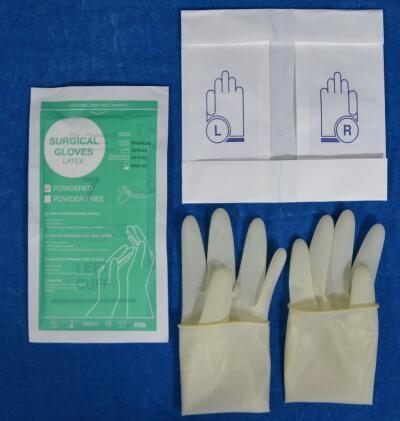 neoprene surgical gloves