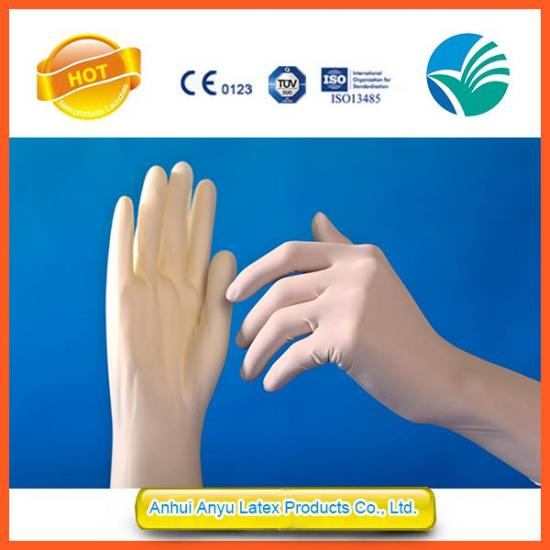 surgical gloves manufacturing process