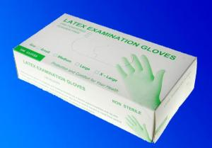 Medical Examination latex gloves
